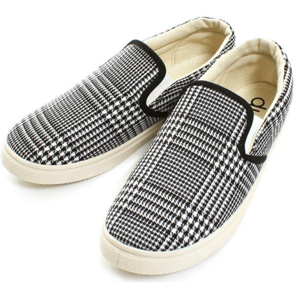 スリッポン メンズ スニーカー ローカット 靴 くつ 迷彩柄 カモフラ柄 キャンバスシューズ おしゃれ ファッション improves 25