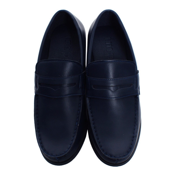 ローファー メンズ スリッポン PUレザー フェイクレザー 靴 レザーシューズ おしゃれ ファッション improves 09
