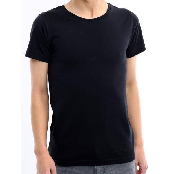 Tシャツ メンズ カットソー アメカジ Vネック Uネック クルーネック 無地 半袖 コットン|improves|28