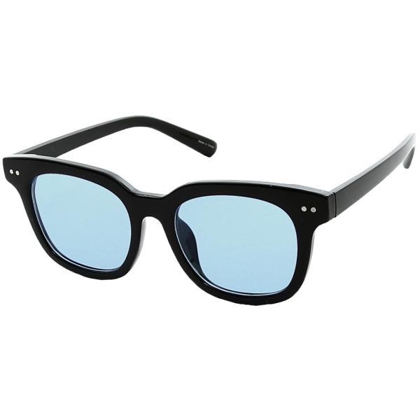 サングラス 新生活アクセ 眼鏡 グラサン ウェリントン型サングラス ライトカラー メンズ 小物 グッズ おしゃれ ファッション improves 07