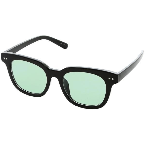 サングラス 新生活アクセ 眼鏡 グラサン ウェリントン型サングラス ライトカラー メンズ 小物 グッズ おしゃれ ファッション improves 08