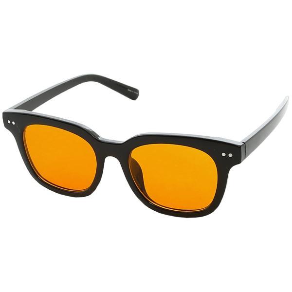 サングラス 新生活アクセ 眼鏡 グラサン ウェリントン型サングラス ライトカラー メンズ 小物 グッズ おしゃれ ファッション improves 09