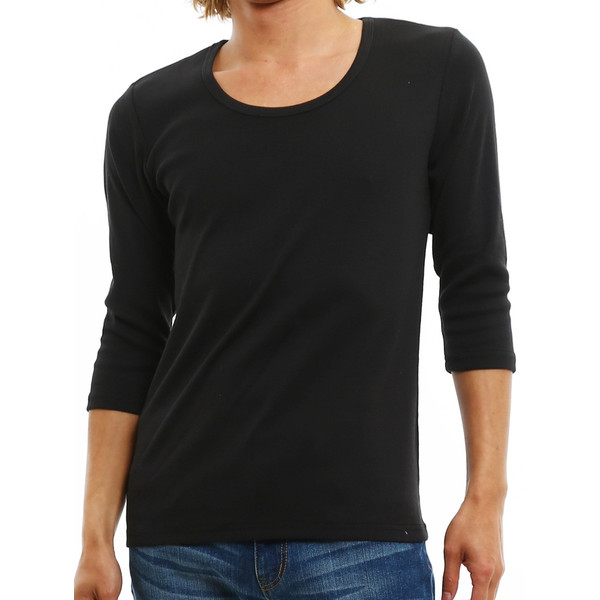Tシャツ メンズ カットソー 七分袖 7分袖 無地 トップス おしゃれ 夏 夏服 ファッション|improves|26