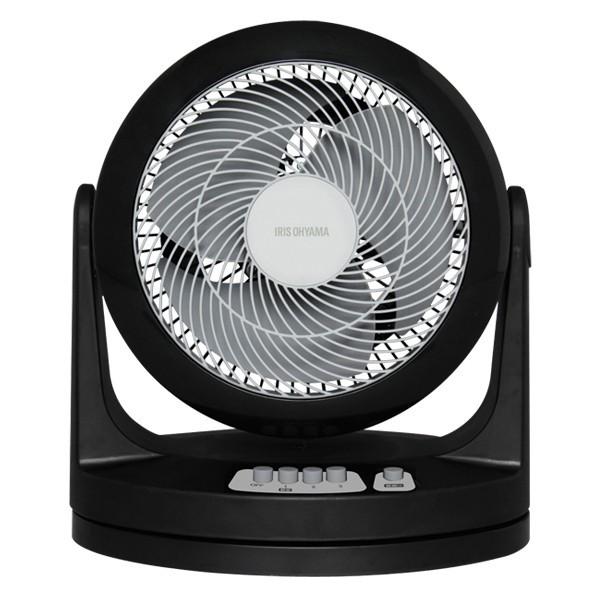 直線的なパワフル送風で室内の空気を循環させ、夏は冷房、冬は暖房効率を上げ一年中活躍するサーキュレーターです。