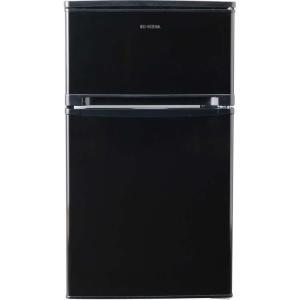 冷蔵庫 一人暮らし 小型  2ドア 冷凍庫 ノンフロン冷凍冷蔵庫 81L ホワイト AF81-W アイリスオーヤマ 新生活 れいぞうこ 会社 単身赴任|insair-y|08