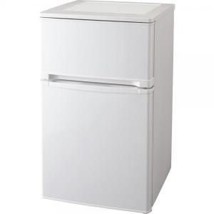 冷蔵庫 一人暮らし 小型  2ドア 冷凍庫 ノンフロン冷凍冷蔵庫 81L ホワイト AF81-W アイリスオーヤマ 新生活 れいぞうこ 会社 単身赴任|insair-y|07