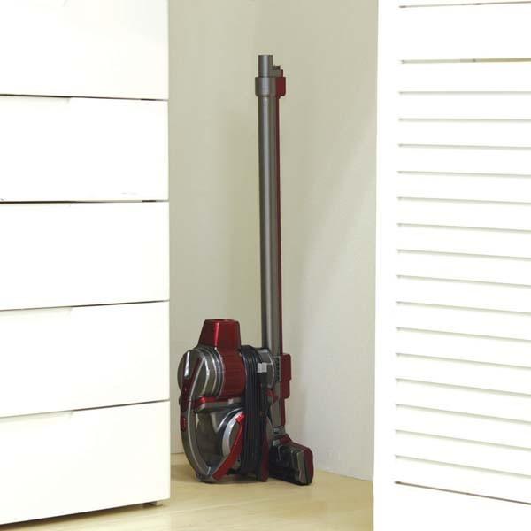 パワーヘッドスティッククリーナー IC-SM1-R レッド
