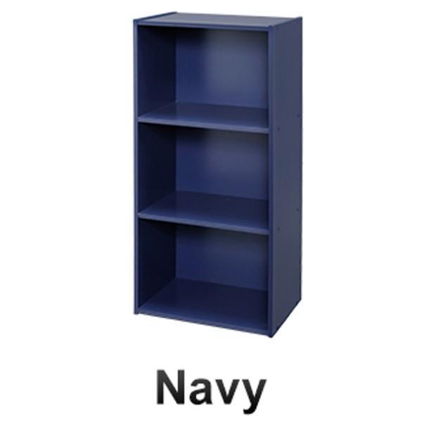 カラーボックス 3段 おしゃれ 収納ボックス 人気 安い 収納用品 CX-3 カラフル リビング収納 アイリスオーヤマ 収納 収納ケース 本棚 部屋 あすつく|inskagu-y|15