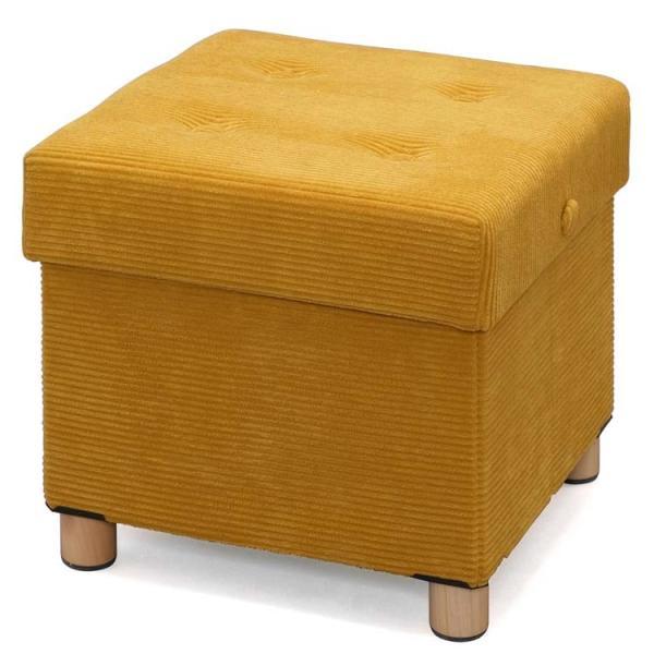 椅子 収納 収納スツール 脚付き 収納付き 便利 オットマン イス 収納ボックス ASST-38 アイリスオーヤマ|inskagu-y|15