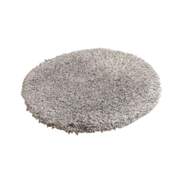チェアパッド 洗える シャギー 円形 『スレッド』 約35cm丸 イケヒコ・コーポレーション (代引不可)(TD)|inskagu-y|04