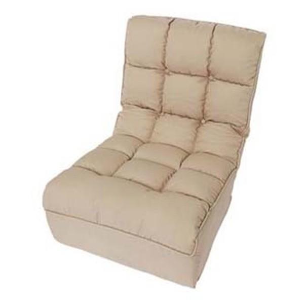 座椅子 おしゃれ ソファ リクライニング 合皮 レザー ファブリック 座いす 座イス ポケットコイル ボリューム 1人掛け ブレッド CG-862-FAB (D) (在庫処分)|inskagu-y|11