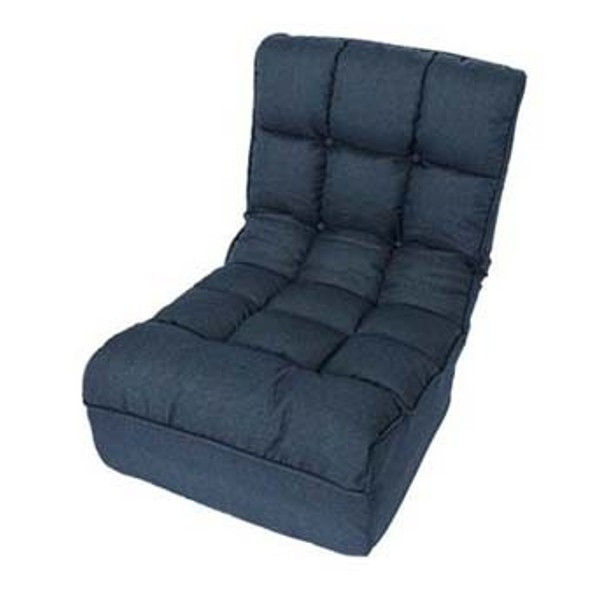 座椅子 おしゃれ ソファ リクライニング 合皮 レザー ファブリック 座いす 座イス ポケットコイル ボリューム 1人掛け ブレッド CG-862-FAB (D) (在庫処分)|inskagu-y|12