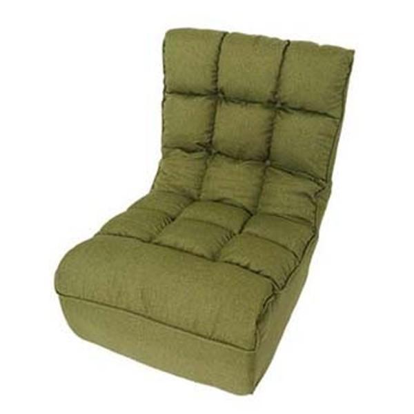座椅子 おしゃれ ソファ リクライニング 合皮 レザー ファブリック 座いす 座イス ポケットコイル ボリューム 1人掛け ブレッド CG-862-FAB (D) (在庫処分)|inskagu-y|13