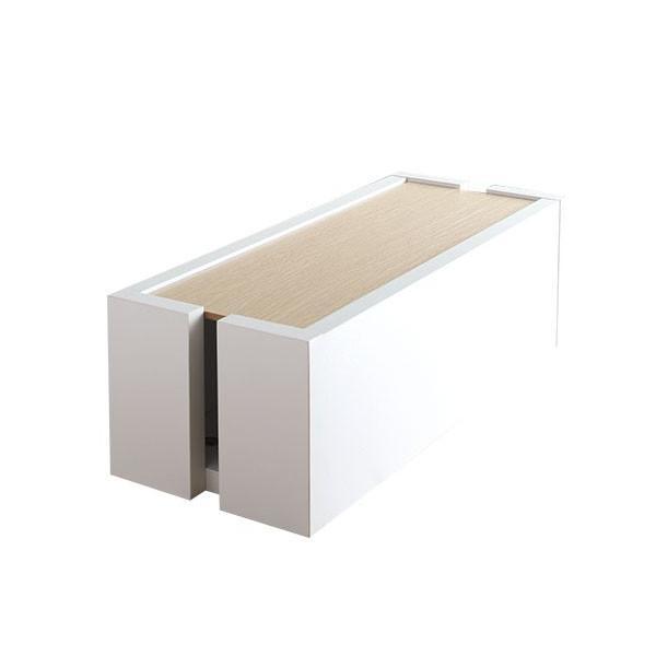 ケーブルボックス おすすめ 木製ケーブルボックス 収納 木 木製 大 大型 電源タップ おしゃれ スリム ルーター コード コンセント収納ボックス intelogue 21