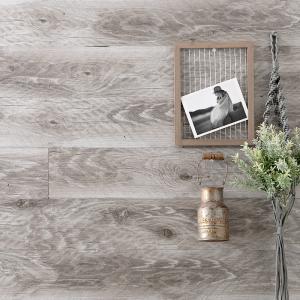 ウッドパネル 壁 DIY 板 木 おしゃれ 安い シール付き 腰壁 ウォールシール  ハッティー 10枚入り interior-depot 20