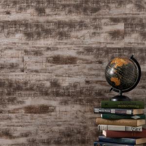 ウッドパネル 壁 DIY 板 木 おしゃれ 安い シール付き 腰壁 ウォールシール  ハッティー 10枚入り interior-depot 23