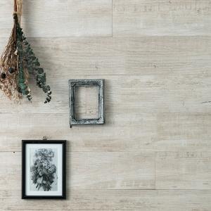 ウッドパネル 壁 DIY 板 木 おしゃれ 安い シール付き 腰壁 ウォールシール  ハッティー 10枚入り interior-depot 19