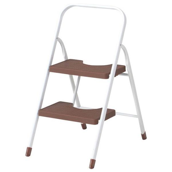 踏み台 折りたたみ 2段 おしゃれ ステップ カラー 脚立 はしご|interior-festa|04