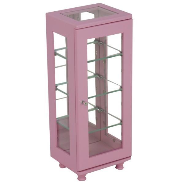 コレクションケース スリム ガラスケース ディスプレイラック 飾り棚|interior-festa|09