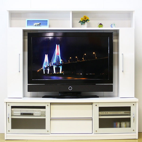 TVボード ハイタイプテレビ台 テレビボード TV台 幅150cm