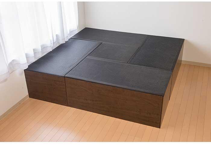 新しい畳部屋として