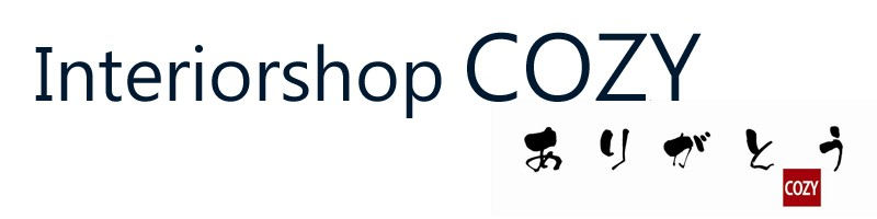 Interiorshop COZY ロゴ