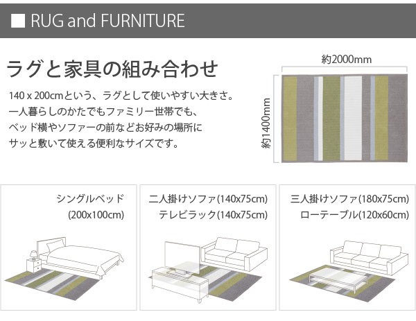 RUG and FURNITURE