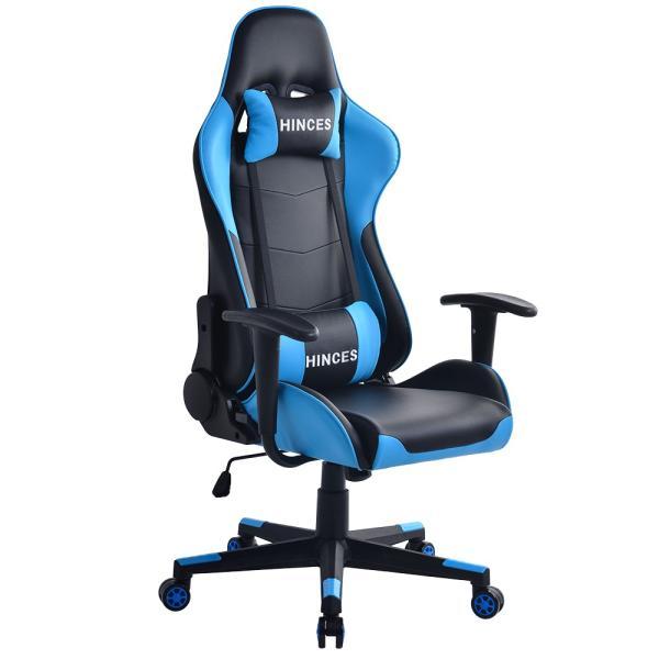 【2,000円OFF】ゲーミングチェア 寝られる 上質な座り心地 オフィスチェア デスクチェア パソコンチェア 椅子 腰痛対策 昇降機能 360度回転肘付き 送料無料|iofficejp|11