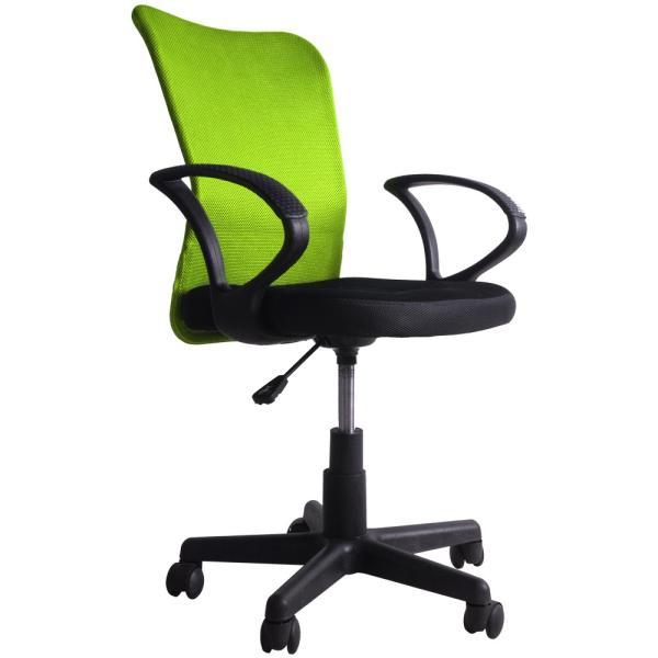 チェア オフィスチェア パソコンチェア 肘付き メッシュ 送料無料 椅子 事務椅子 360度回転 通気性 耐久性抜群 腰当て あすつく iofficejp 18