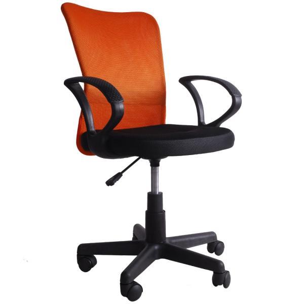 チェア オフィスチェア パソコンチェア 肘付き メッシュ 送料無料 椅子 事務椅子 360度回転 通気性 耐久性抜群 腰当て あすつく iofficejp 15