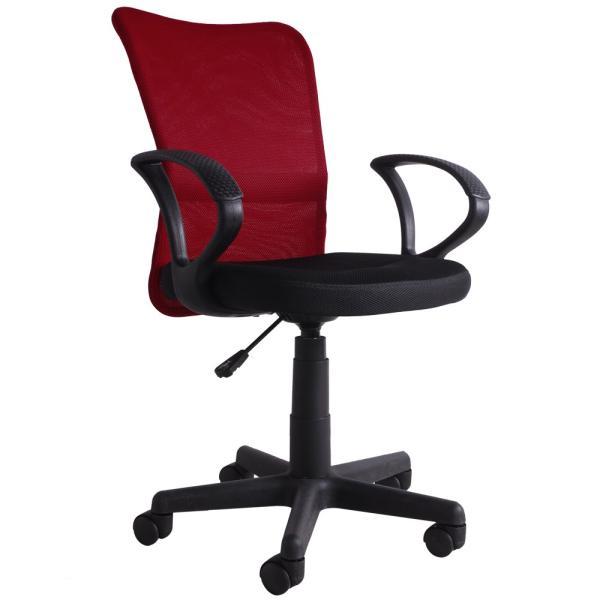 チェア オフィスチェア パソコンチェア 肘付き メッシュ 送料無料 椅子 事務椅子 360度回転 通気性 耐久性抜群 腰当て あすつく iofficejp 19