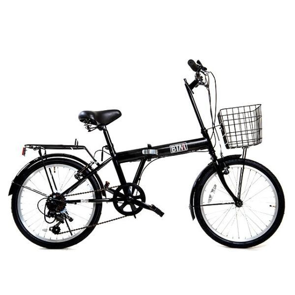 折りたたみ自転車 20インチ 軽量 カゴ付き 荷台付き 一年安心保障 シマノ6段変速 鍵 ライト付 送料無料|iofficejp|17