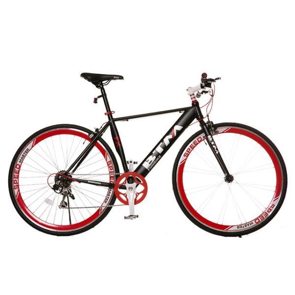 ★地域限定価格★ クロスバイク 自転車 3色 ディープリム 700C シマノ製7段ギア 一年安心保障 送料無料 PL保険付|iofficejp|14