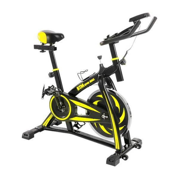 スピンバイク フィットネスバイク フライホイール 10kg 静音 家庭用 室内用 1年安心保証 本格トレーニング ルームランナー エアロバイク|iofficejp|17