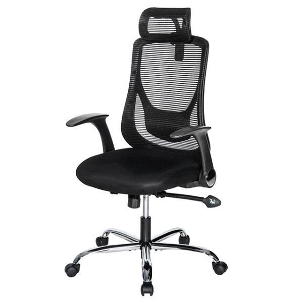 【1000円OFF】オフィスチェア メッシュ パソコンチェアー チェア 事務椅子 いす 昇降機能 リクライニング 腰当て 肘付き 耐久性抜群 送料無料 iofficejp 15