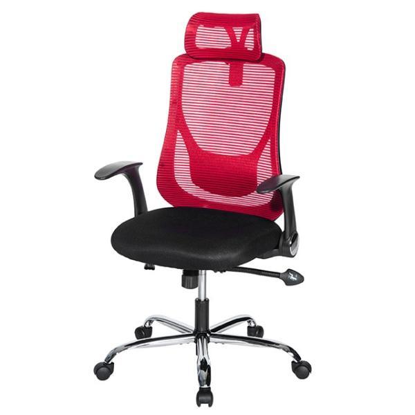 【1000円OFF】オフィスチェア メッシュ パソコンチェアー チェア 事務椅子 いす 昇降機能 リクライニング 腰当て 肘付き 耐久性抜群 送料無料 iofficejp 18