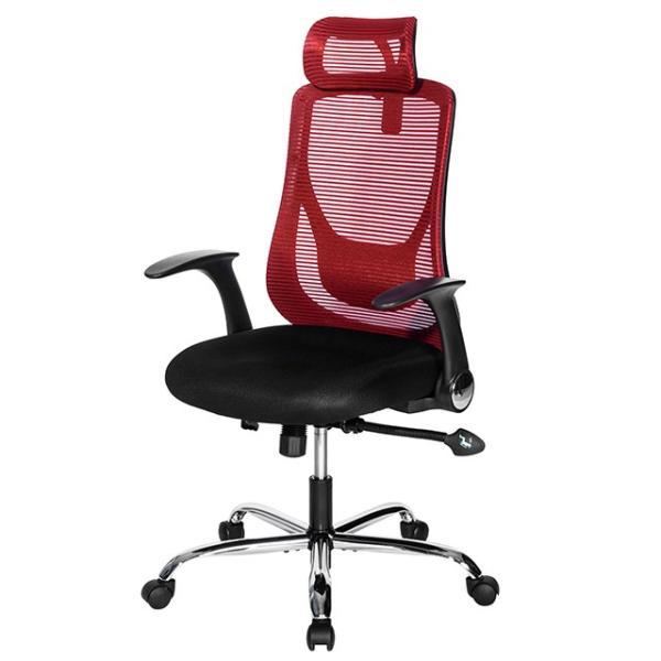 【1000円OFF】オフィスチェア メッシュ パソコンチェアー チェア 事務椅子 いす 昇降機能 リクライニング 腰当て 肘付き 耐久性抜群 送料無料 iofficejp 20