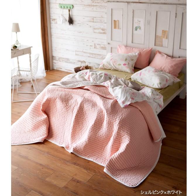 ベッドカバーとして