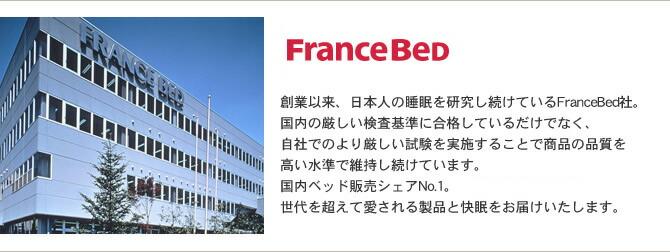 フランスベッドについて