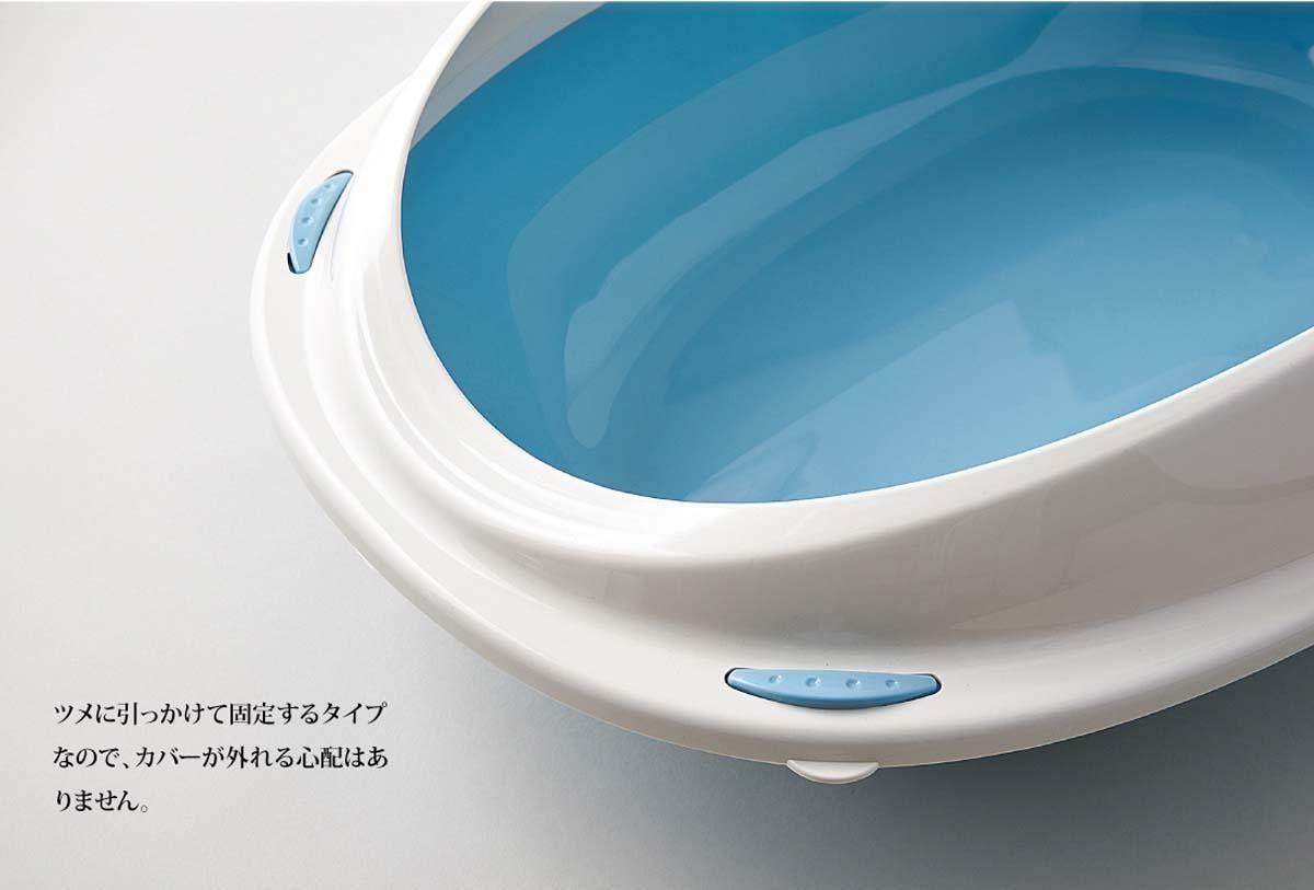 イタリア製ねこトイレ シャトル(Shuttle) Sサイズ