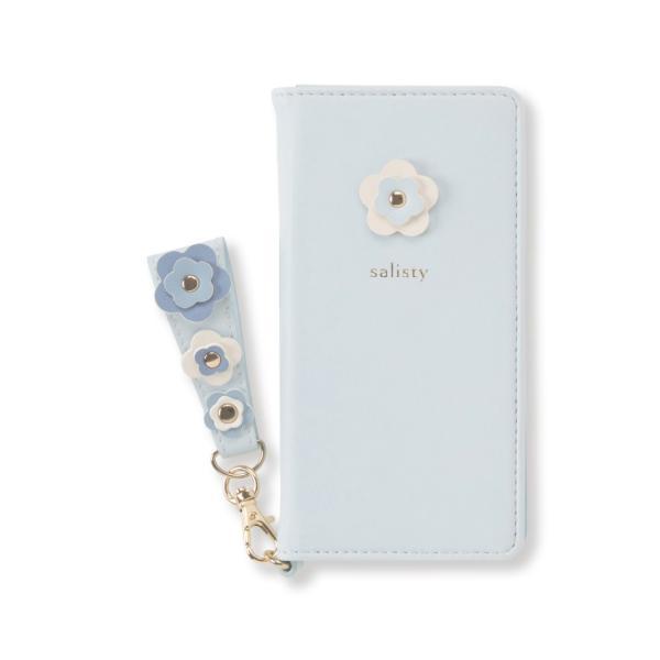 iphone8 iphone7 手帳型 ケース iphone6s iphone6 手帳 ケース スマホケース 女性 上品 おしゃれ salisty サリスティ Q P M ダイアリーケース iplus 23