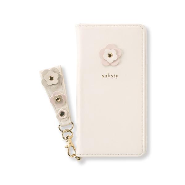 iphone8 iphone7 手帳型 ケース iphone6s iphone6 手帳 ケース スマホケース 女性 上品 おしゃれ salisty サリスティ Q P M ダイアリーケース iplus 25
