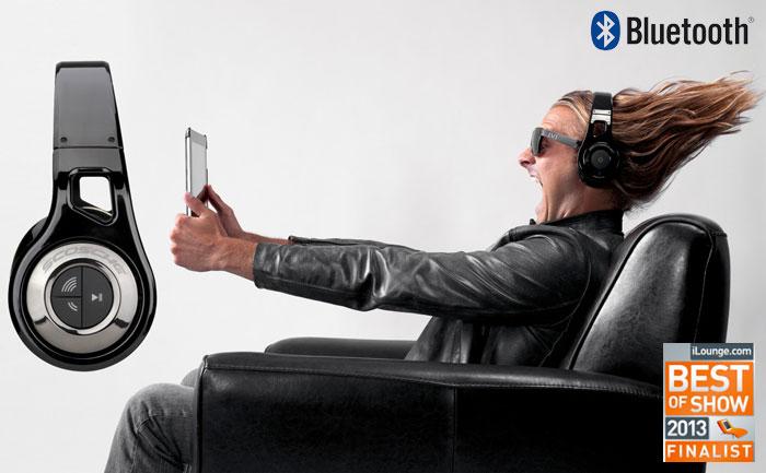 REALM Bluetooth ワイヤレス・リファレンスグレードヘッドホン