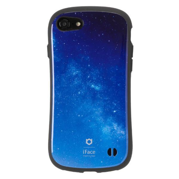 iFace iphone8 iphone7 iphone xs iphone x ケース 耐衝撃 アイフェイス ケース 宇宙  ユニバース 星雲 柄 スマホケース メンズ|iplus|12