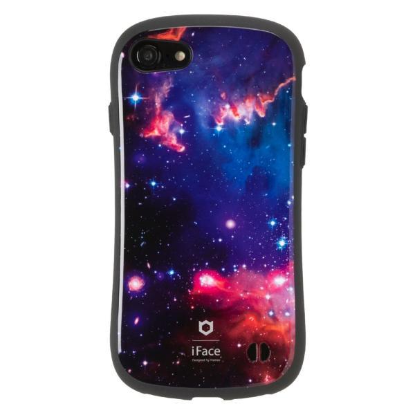 iFace iphone8 iphone7 iphone xs iphone x ケース 耐衝撃 アイフェイス ケース 宇宙  ユニバース 星雲 柄 スマホケース メンズ|iplus|13