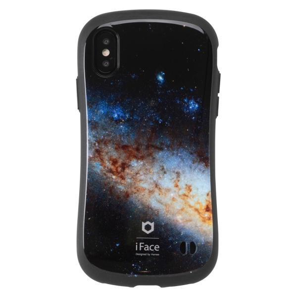 iFace iphone8 iphone7 iphone xs iphone x ケース 耐衝撃 アイフェイス ケース 宇宙  ユニバース 星雲 柄 スマホケース メンズ|iplus|15