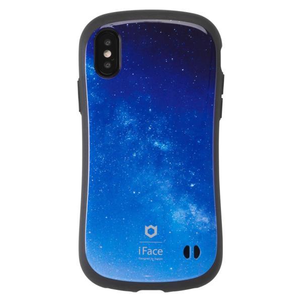 iFace iphone8 iphone7 iphone xs iphone x ケース 耐衝撃 アイフェイス ケース 宇宙  ユニバース 星雲 柄 スマホケース メンズ|iplus|16