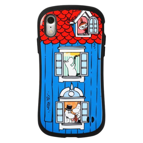 iFace アイフェイス ムーミン スマホケース iPhone XR XS X ケース ムーミン 家 iPhone ミィ ケース|iplus|13