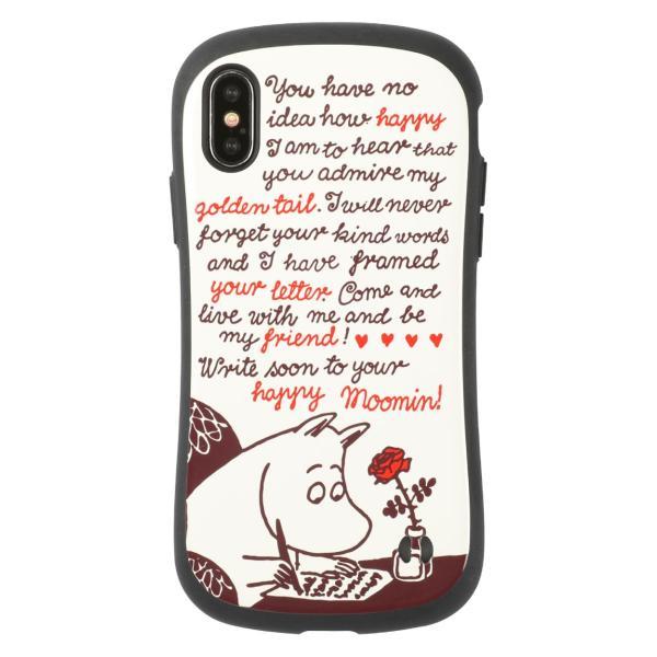 iFace アイフェイス ムーミン スマホケース iPhone XR XS X ケース ムーミン 家 iPhone ミィ ケース|iplus|15