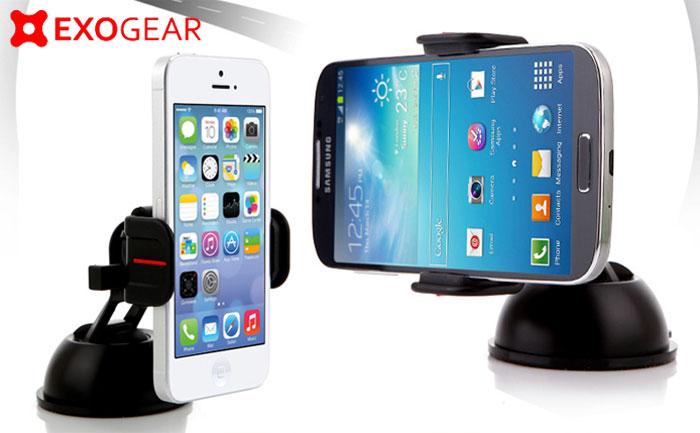 EXOGEARスマートフォンホルダーExomount Touch